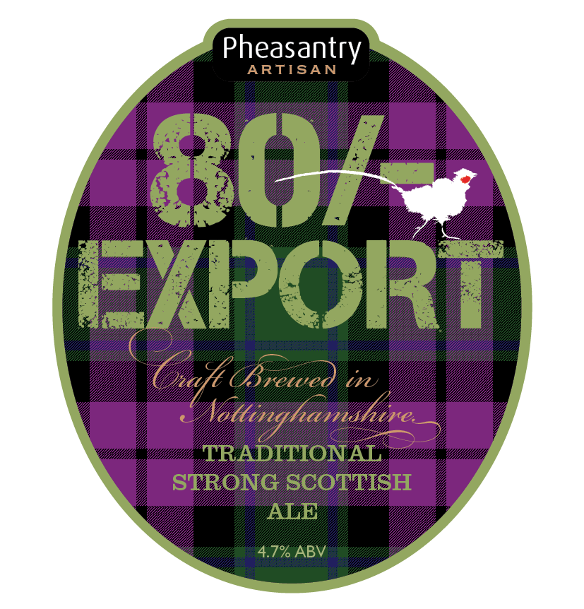 Scottish 80/- Export