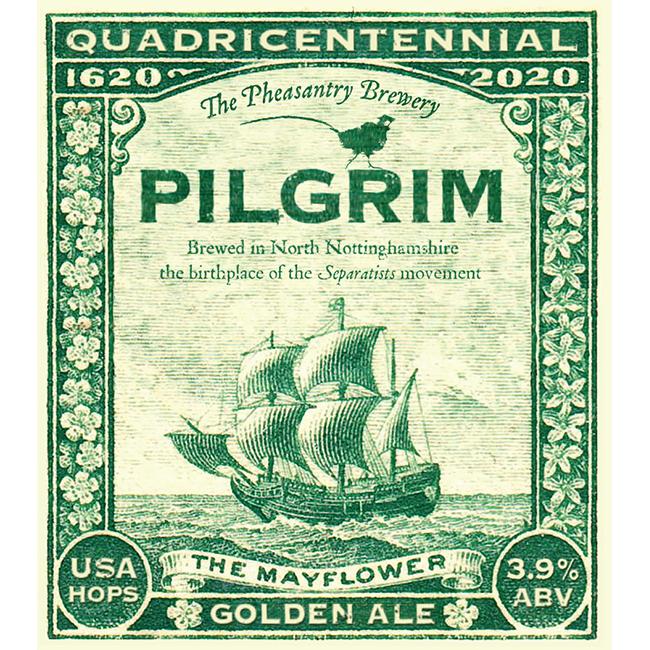 Pilgrim x 12 bottles 500ml
