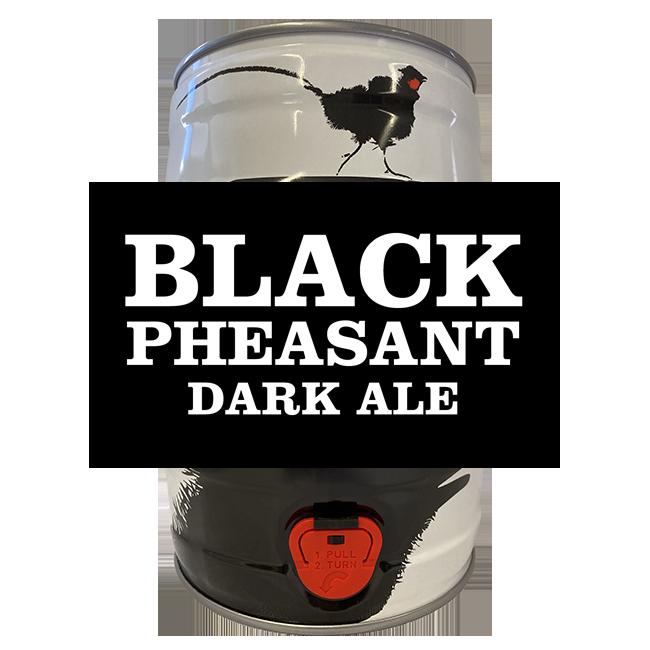Black Pheasant 5 litre Mini Keg