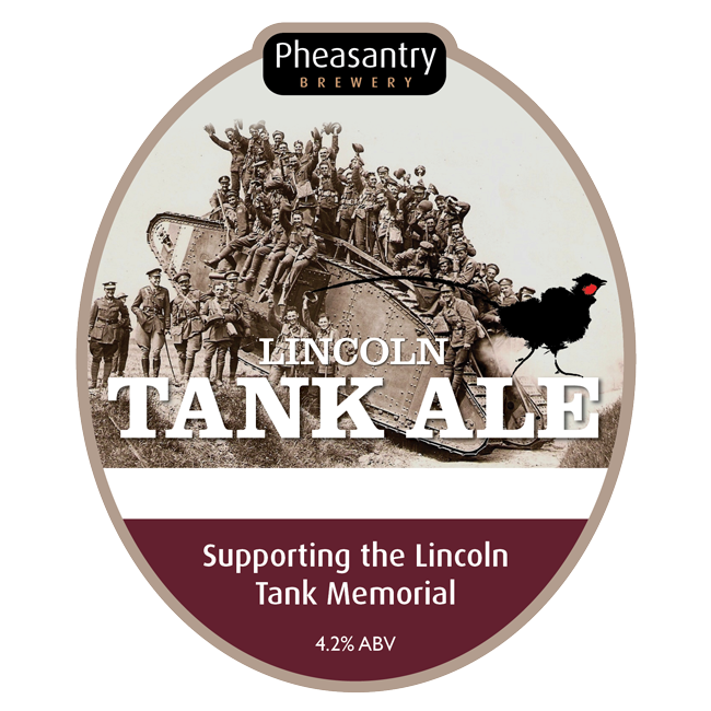 Lincoln Tank Ale x 12 bottles 500ml