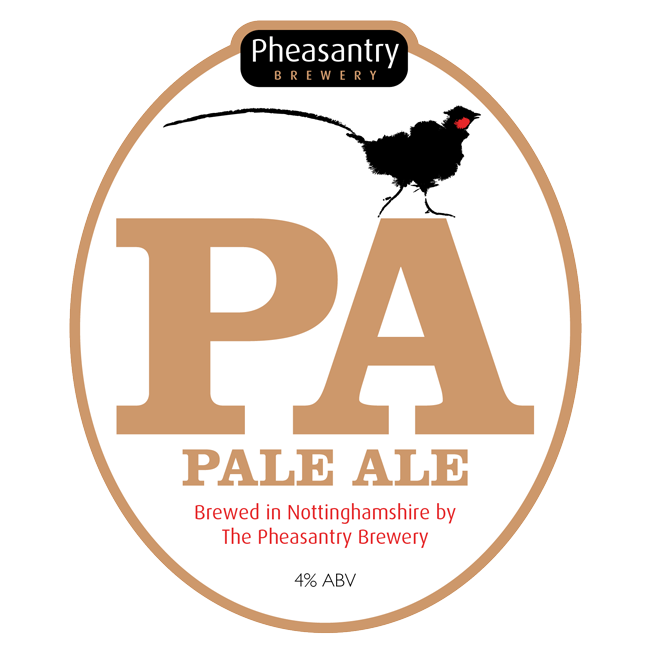 Pale Ale x 12 bottles 500ml