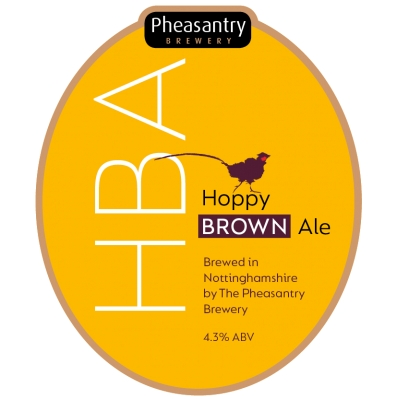 HBA (Hoppy Brown Ale)